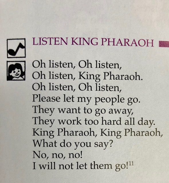 2-Listen-King-Pharaoh