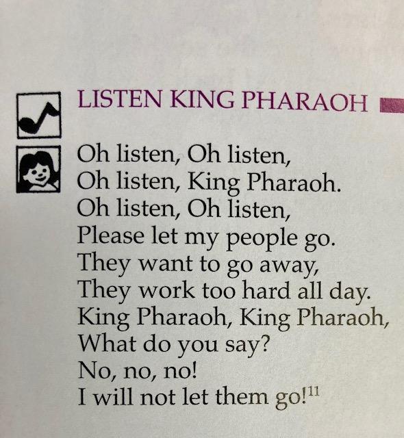 2-Listen-King-Pharaoh