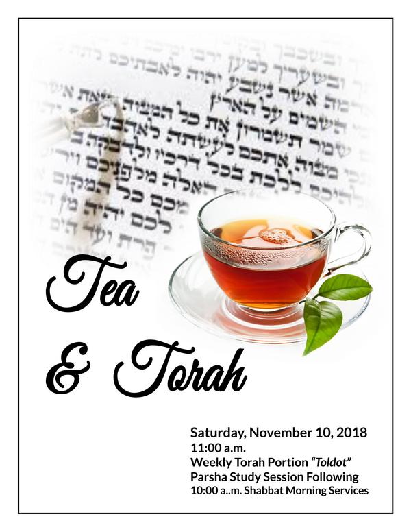 Tea _ Torah 11.10.18 Toldot_001